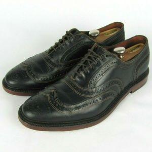 ALLEN EDMONDS McTavish Leather Oxford  Shoes 12 D